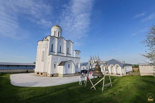 Свято-Георгиевский скит c.Долина