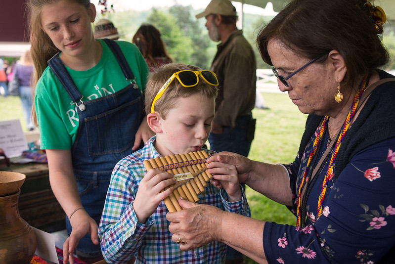 Virginia Folklife Apprenticeship Showcase 2018