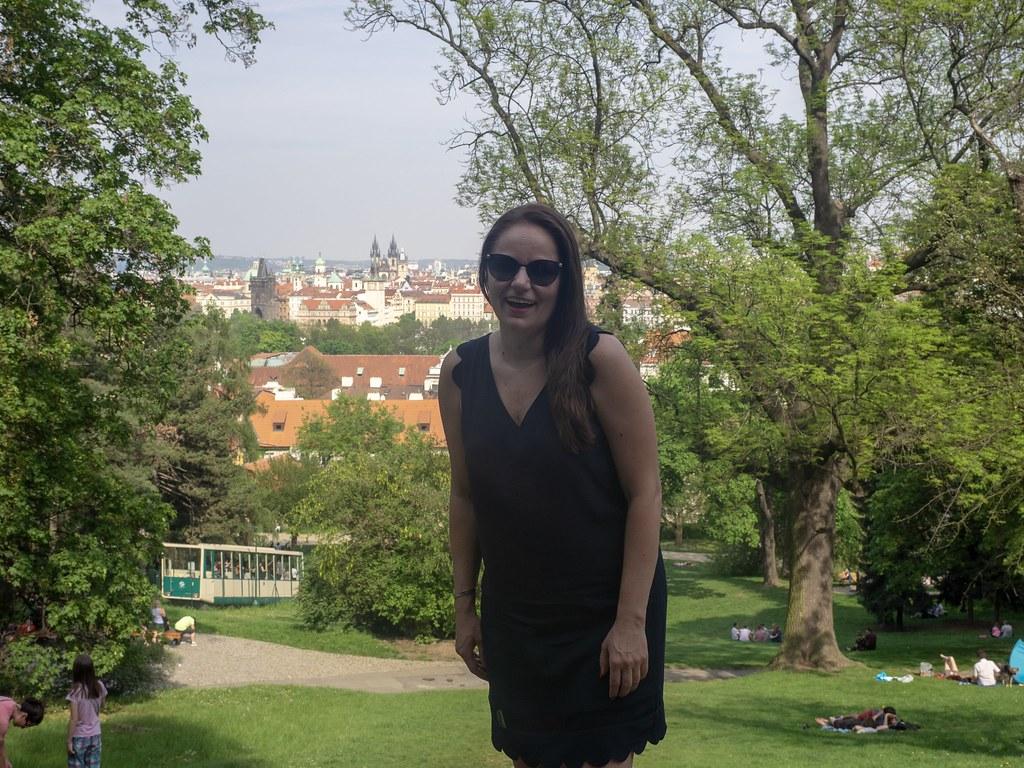 Petřín Praha