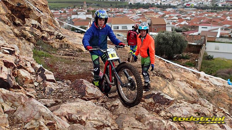 Cto. Andalucía 2018, Peñarroya