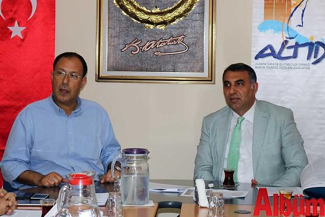 Burhan Sili ve Mustafa Harputlu