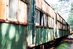 Decrepit Carriage