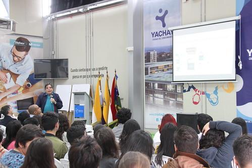 Workshop Yachay Tech - Yachay EP