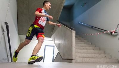 Běh na nejvyšší budovu Česka se blíží