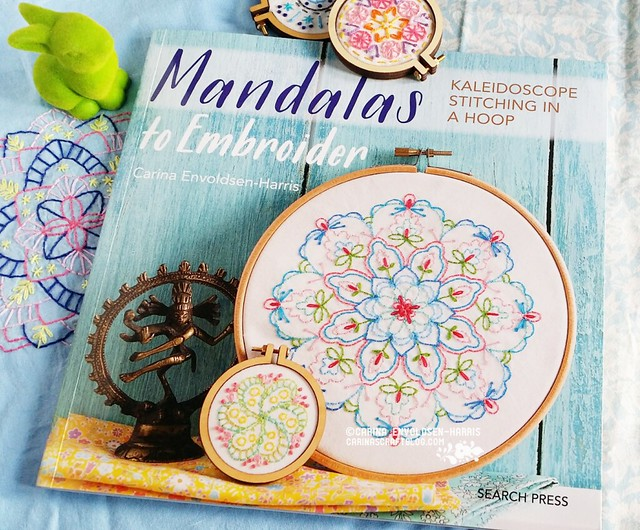Mandalas to Embroider :: Freebie And Giveaway