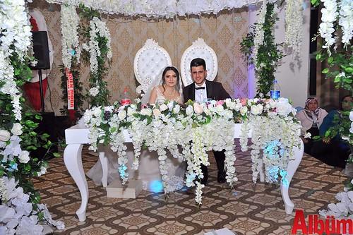 Esra Doğan , Erol Uslu düğün töreni