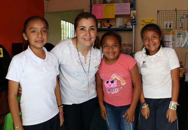 Paty Valencia Amelucan, Mecapalapa Pantepec