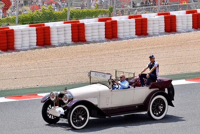 F1-kisat Barcelona