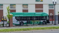 Arlington Transit ART 2017 New Flyer Xcelsior XN40 #5298