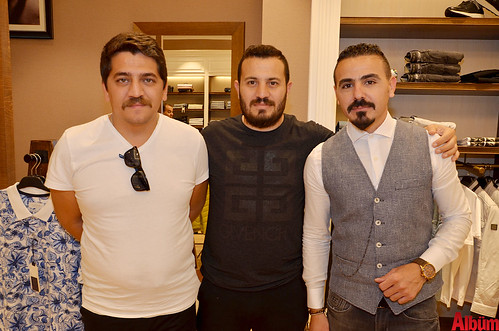 Emre Öğütçüoğlu, Ferhat Tüğsüz, Hasan Lufian.
