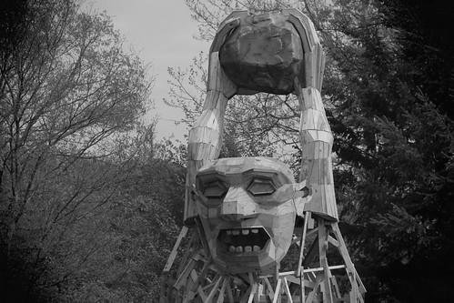 Crazy-Art, Morton Arboretum. 1 (EOS)