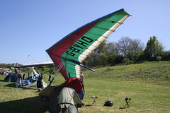 G-BYHO Mainair Blade [1197-0599-7] Popham 050518