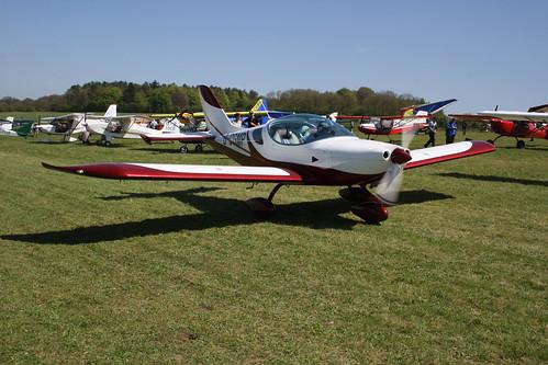 G-CGMP Czech Aircraft Works SportCruiser [LAA 338-14948] Popham 050518