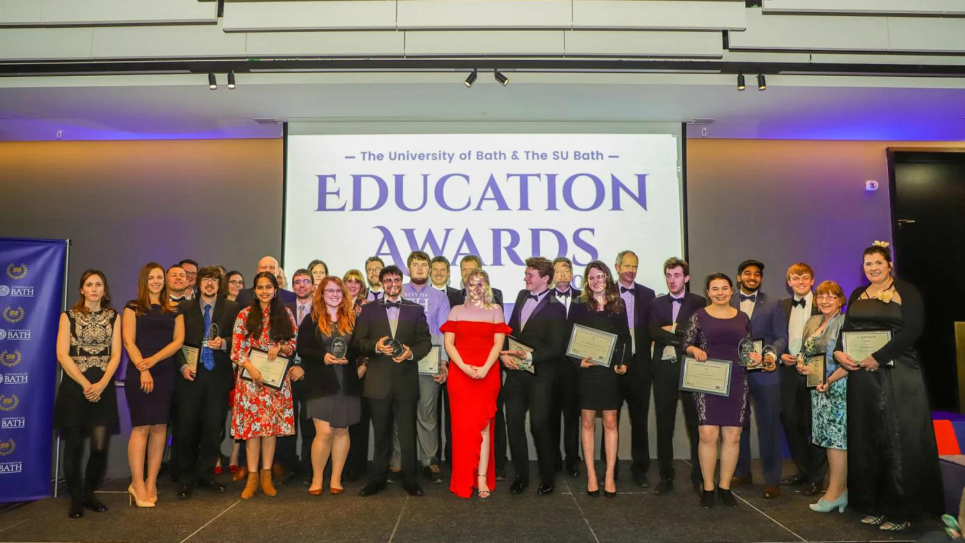 Winners of the 2018 Education Awards