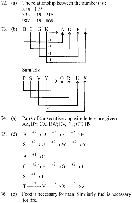 ssc-reasoning-solved-papers-analogy - 18