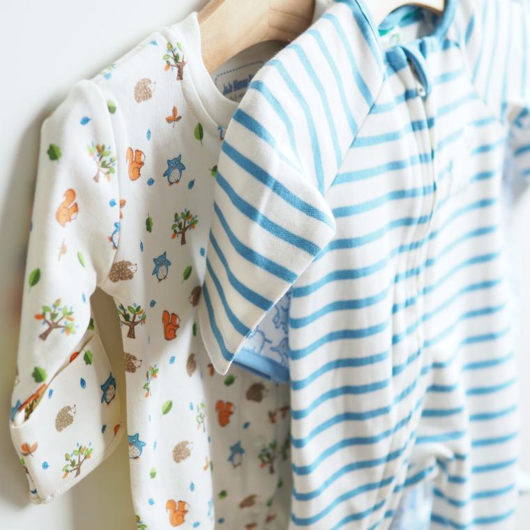 vauvan pyjamat 2