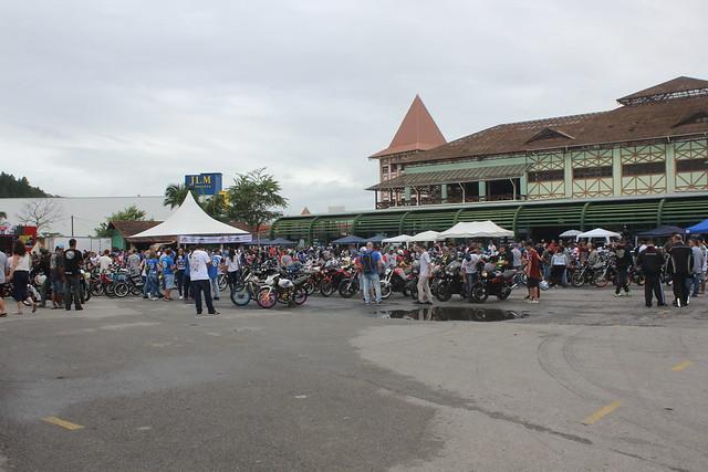 Maior encontro de motos 2 tempos