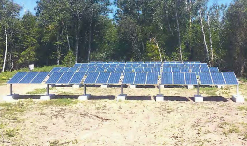 Township Board Discusses Solar Energy