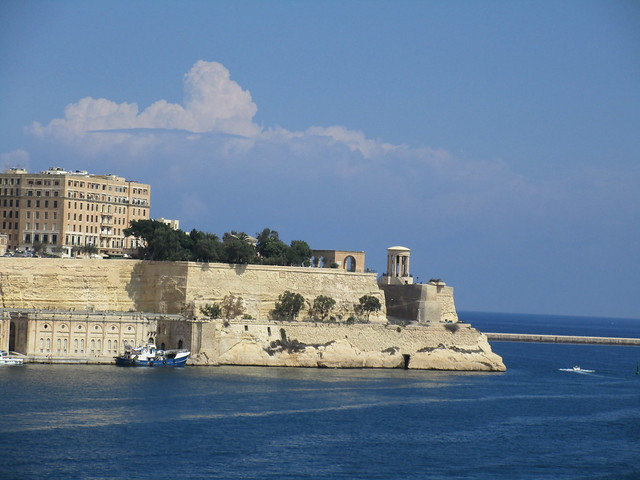 View of Malta 2016, Canon IXUS 170