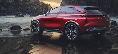 2018 Buick Enspire all-electric concept SUV - 02 | by Az online magazin