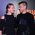 Kristina Mladenovic, Dominic Thiem