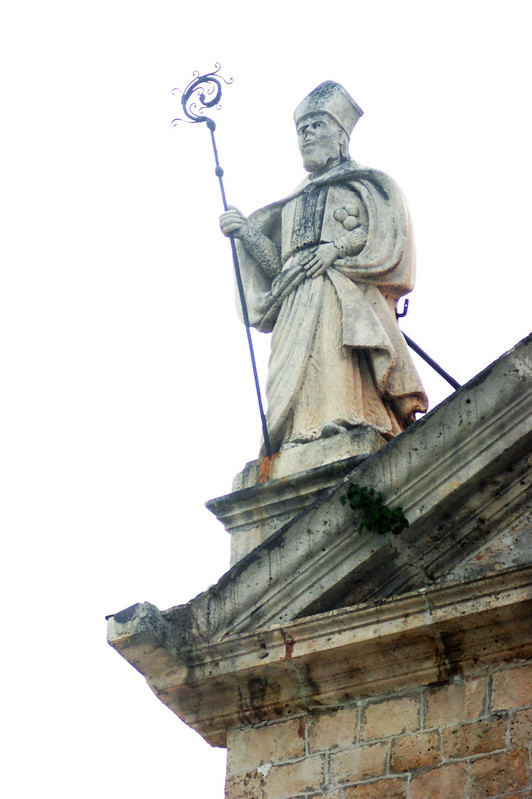 Скульптура Св. Николая