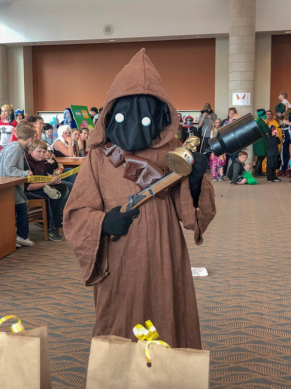 Medford Comic Con 2018 Costume Contest