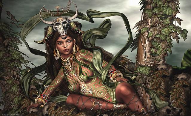 Voodoo Tribe....