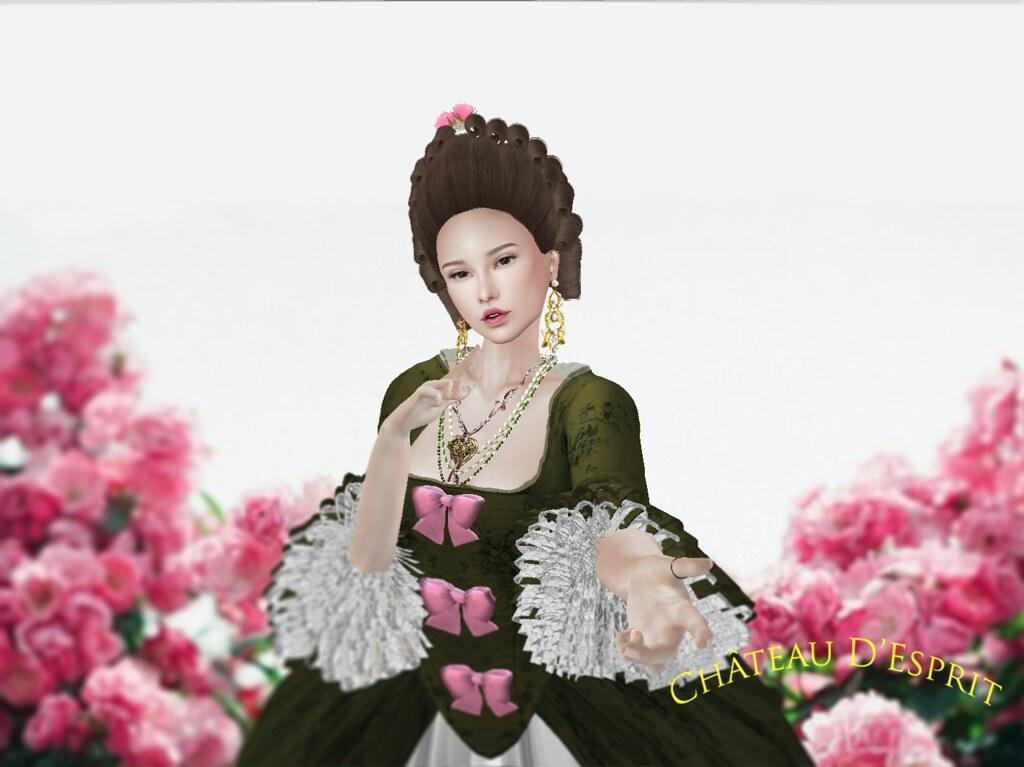 Rococo Jehane AD - TeleportHub.com Live!