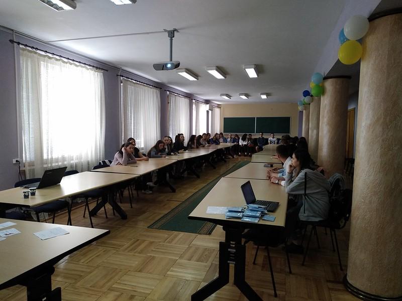 Гра, вікторина і тренінг у Мукачеві