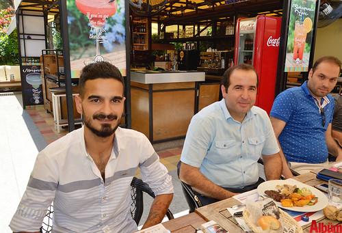 Hakan Çetin, Yakup Özcan, Umut Sinan Çopur
