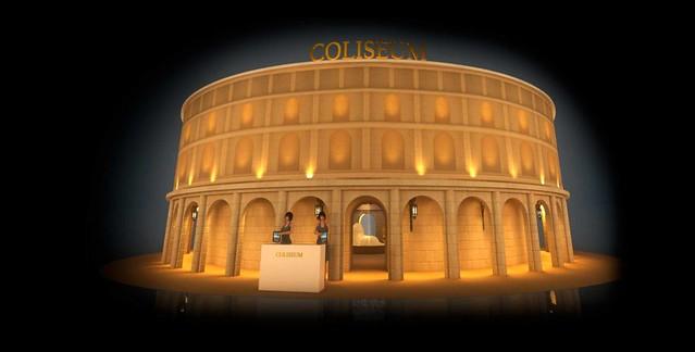 COLISEU-EXPO