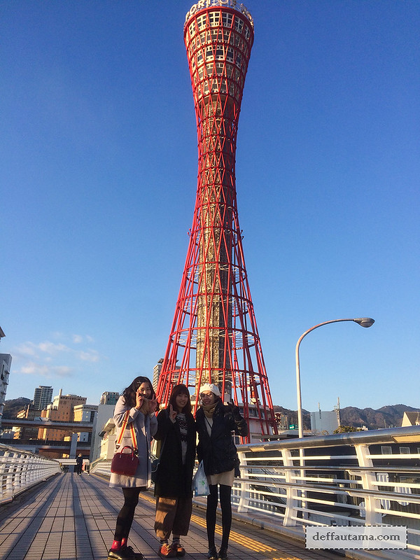 9 Hari Babymoon ke Jepang - Kobe Port Tower