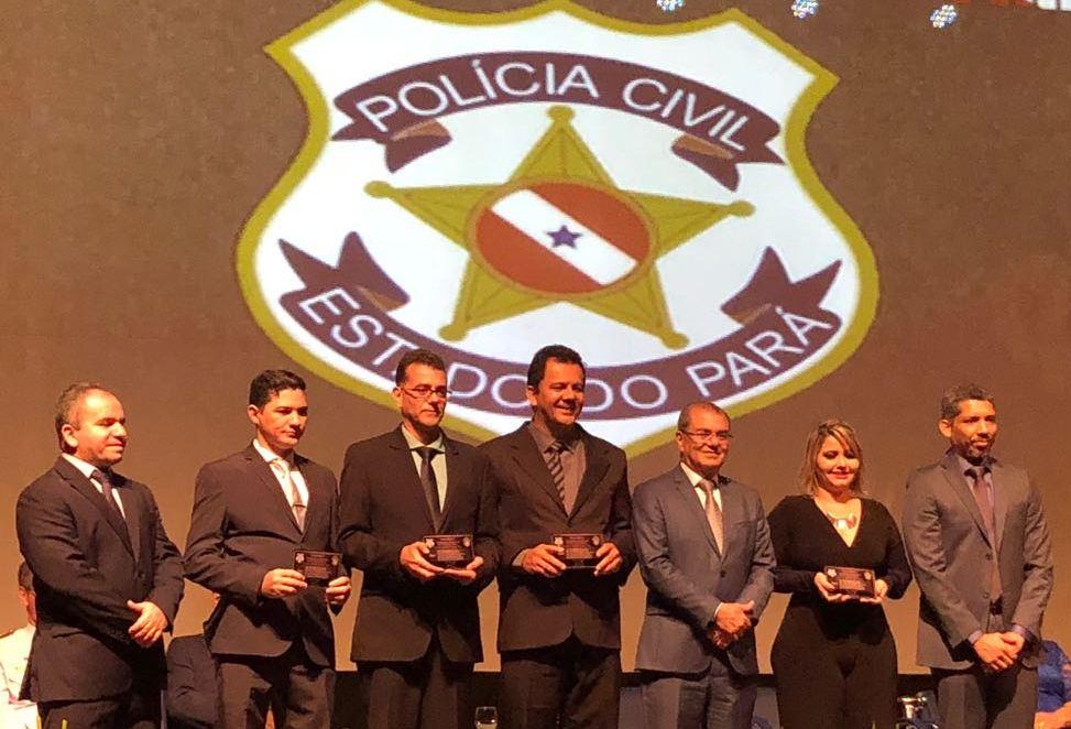Comando da Polícia Civil do Pará condecora policiais da operação Perfuga, Policiais da Perfuga