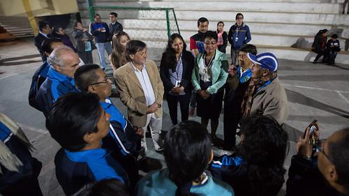 """Inicio a Clases 2018 de la Campaña Todos ABC """"Monseñor Leonidas Proaño"""" en Quito"""
