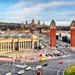 Barcelona - Placa de espanya, Spain-bútorlapok