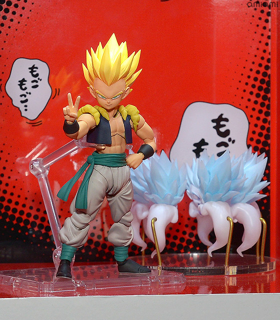 S.H.Figuarts 《七龍珠Z》「超級賽亞人 悟天克斯」 情報公開!スーパーサイヤ人ゴテンクス
