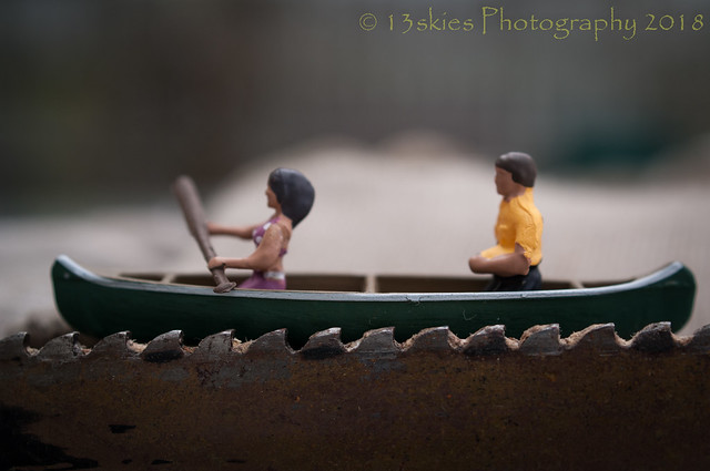 Sharp Jagged Waters (HMM)