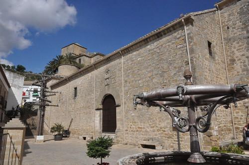 Canena (Jaén-España). Iglesia de Santa Marìa