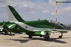 8811 - 6Y014 - Saudi Hawks - Royal Saudi Air Force - British Aerospace Hawk 65A - Luqa Malta 2017 - 170923 - Steven Gray - IMG_0052