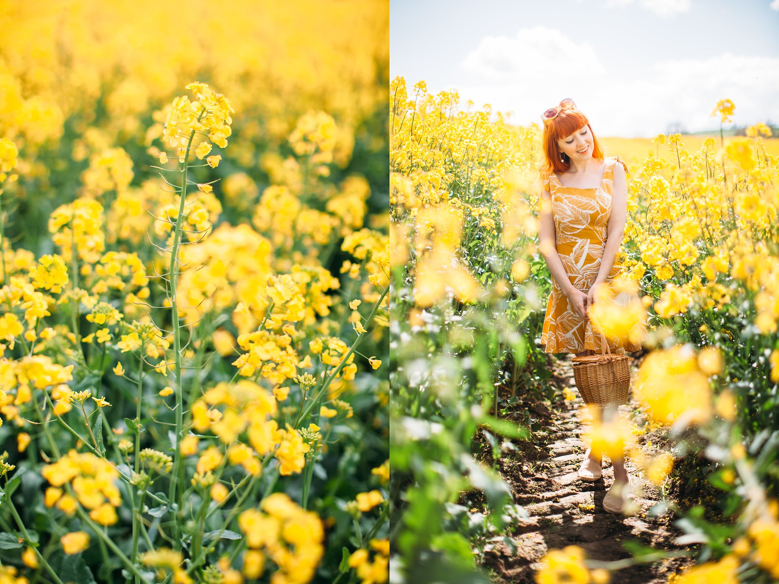 yellow dress field-19-side