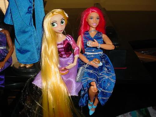 Rapunzel and Cinnamon