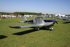 G-DOMS  Evektor EV-97A [PFA 315-14254] Popham 050518