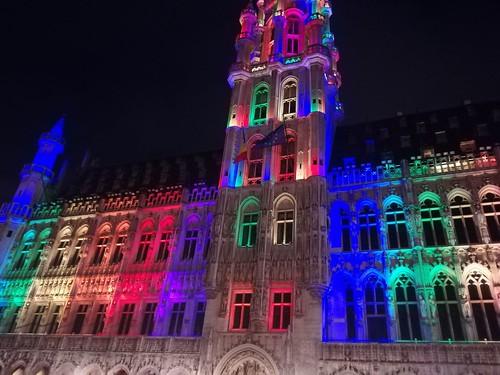 The Blegian Pride Bruselas