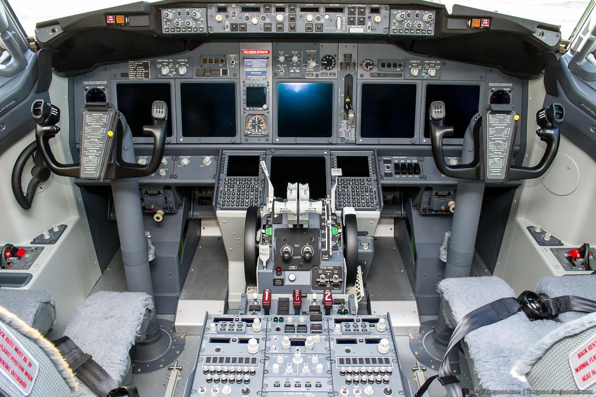 Новый Boeing 737-800 МАУ UR-UIB