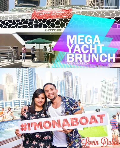 Lotus Mega Yacht Brunch - Pinterest