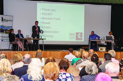 County Councillor Nick Chard