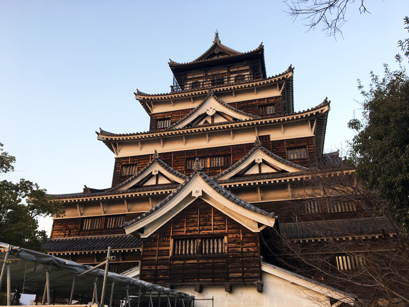 Hiroshima Castle - Final