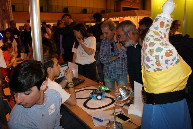Feria de las ciencias 2018