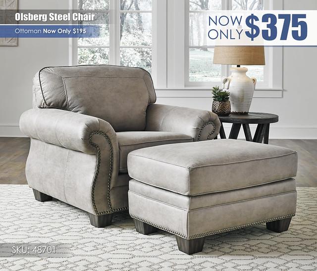 Olsberg Steel Chair_48701-20-14